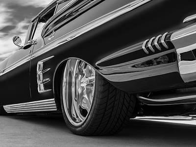 Fifty Eight Impala Art Print