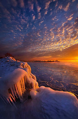 Chicago Photograph - Fifty Shades Of Sunrise by Phil Koch