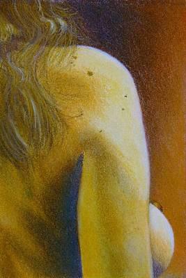 Figure Study Art Print by Scott Kingery