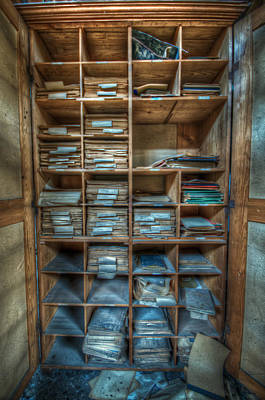 Digital Art - File Date Storage by Nathan Wright