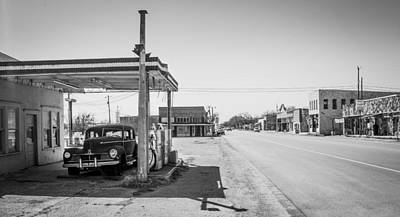 Photograph - Filler Up by Jeff Mize