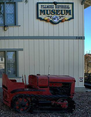 Fillmore Historical Museum Original