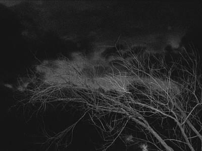 Celebrity Watercolors - Film Noir DeForest Kelley Fear in the Night 1947 nightfall Casa Grande Arizona 2005 by David Lee Guss