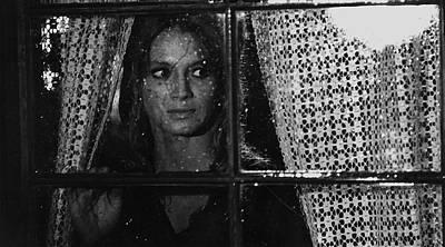 Edward G. Robinson Wall Art - Photograph - Film  Noir Edward G. Robinson The Woman In The Window 1945 Angie Dickinson Old Tucson Az 1968-2008 by David Lee Guss