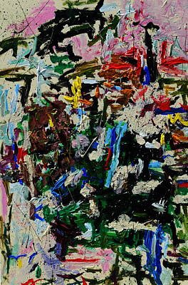 Painting - Filoli by Wayne Salvatore