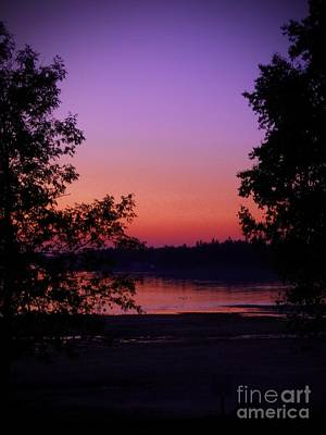 Photograph - Filtered Sunrise by Desiree Paquette