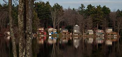Photograph - Fin Park - Rutland Massachusetts by John Black