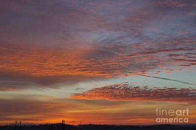 Final 2012 Sunrise Art Print