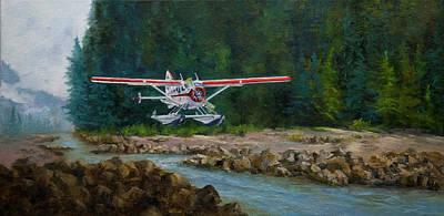 Final Approach Original by Dan Twitchell