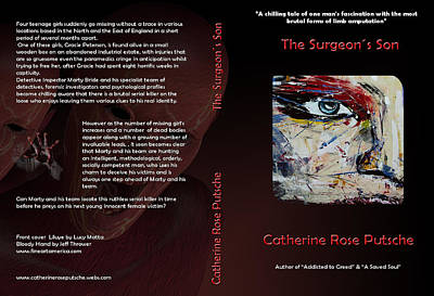 Jeff Mixed Media - Final Book Cover The Surgeon S Son Published Now From The Book Cover Contest On Faa by Sir Josef - Social Critic -  Maha Art