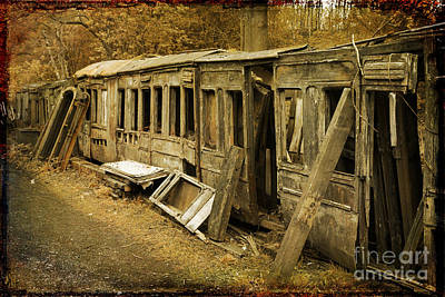 Photograph - Final Destination by David Birchall