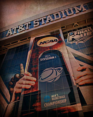 Finals Madness 2014 Art Print by Stephen Stookey