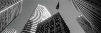 Financial District San Francisco Ca Art Print