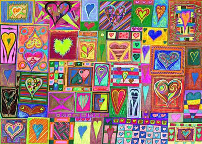 find U'r love found v6 Art Print