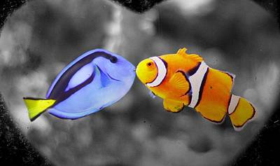 Photograph - Finding Nemo Deleted Scene by Nathan Rupert