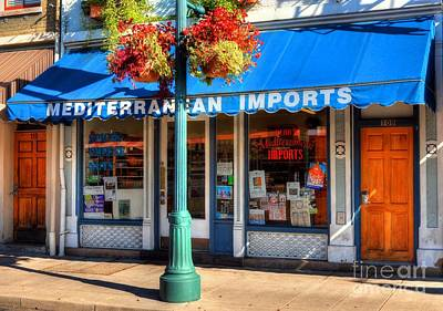 Photograph - Findlay Market Imports by Mel Steinhauer