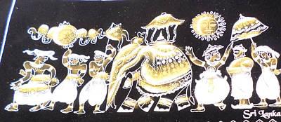 Fine Art Art Print by Sunanda Yapa