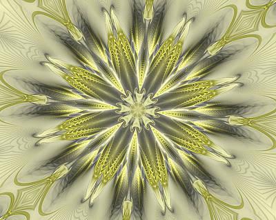 Finer Life Kaleidoscope Art Print