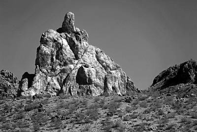 Photograph - Finger Rock by Donna Kennedy