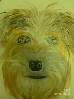 Finigan II Art Print by Marie Bulger