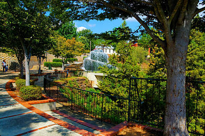 Photograph - Finlay Park 1 by Joseph C Hinson Photography