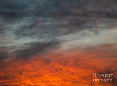 Photograph - Fire After The Storm by Scott Hervieux