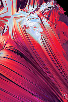 Digital Art - Fire And Ice by Dolores Kaufman