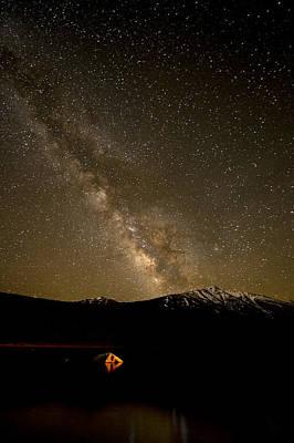 Photograph - Fire And Sky by Greg Wyatt