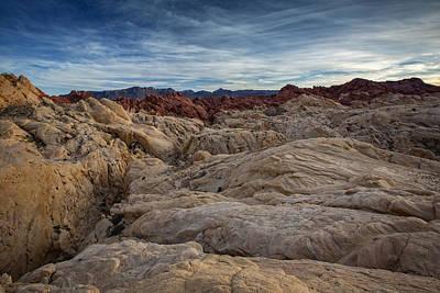 Valley Of Fire Wall Art - Photograph - Fire Canyon II by Rick Berk