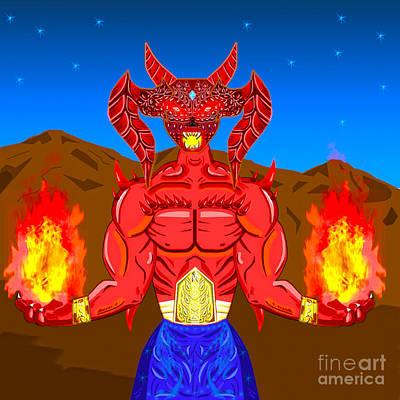 Fire Demon Original