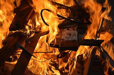 Fire Design Original by Lena Hatch