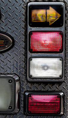 Photograph - Fire Engine  by Bob Orsillo