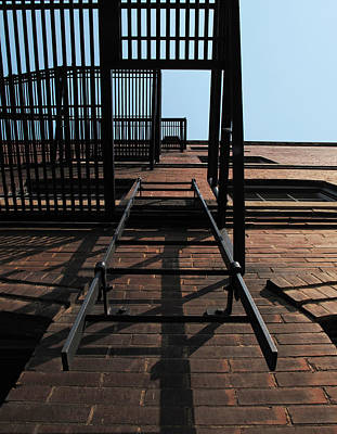 Photograph - Fire Escape  by Don Spenner