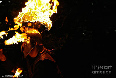 Photograph - Fire Hat by Susan Herber