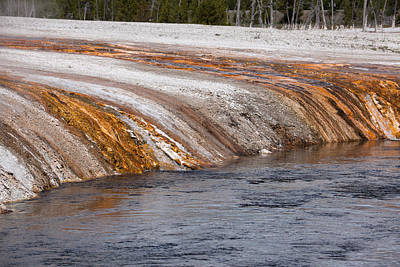 Photograph - Fire Hole River by Scott Sanders