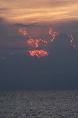 Photograph - Fire In The Sky by Vadim Levin