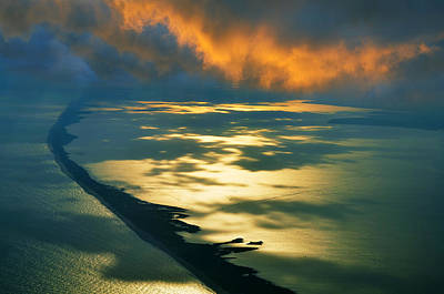 Hamptons Photograph - Fire Island by Laura Fasulo