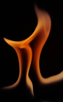 Photograph - Fire Pi by Chris Fraser