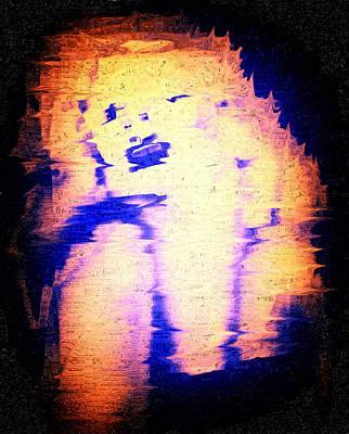 Digital Art - Fire Spirit by Patricia Januszkiewicz