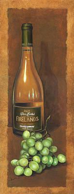 Firelands Chardonnay Original by Terri  Meyer