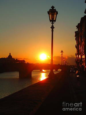 Photograph - Firenze-14 by Theresa Ramos-DuVon