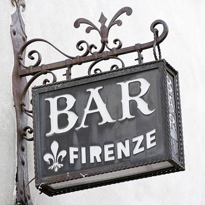 Photograph - Firenze by Lisa Parrish