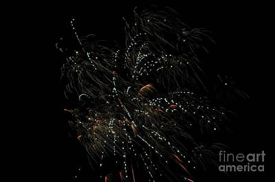 Fireworks 16 Print by Cassie Marie Photography