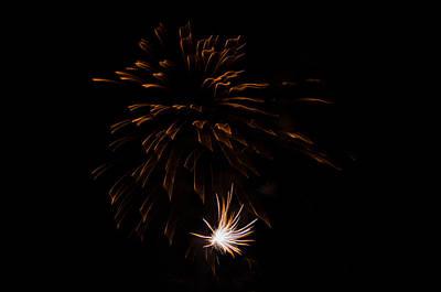 Photograph - Fireworks 2 by Susan McMenamin