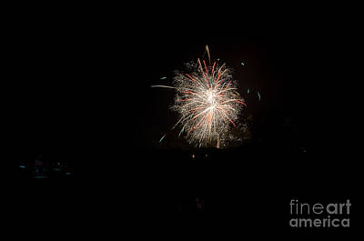 Fireworks 51 Print by Cassie Marie Photography