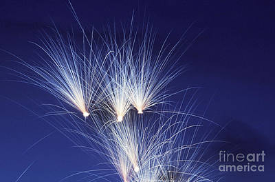 Fireworks Print by F Stuart Westmorland