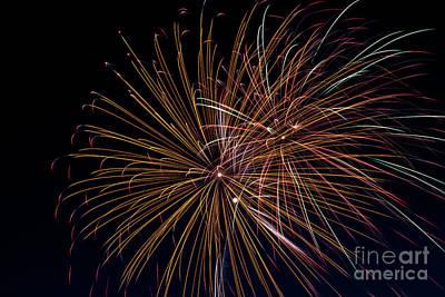 Fireworks Art Print by Jason Meyer