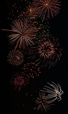 Photograph - Fireworks - Phone Case Design by Gregory Scott