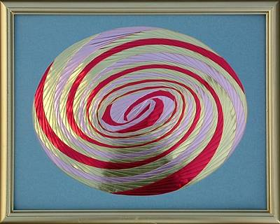 Collectible Mixed Media - Fireworks by Ron Davidson