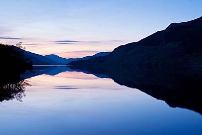 Photograph - Firkin Point Loch Lomond by Stephen Taylor